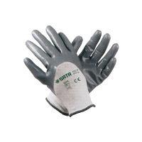 SATA ニトリル耐油グローブ(フルコーティング)Lサイズ SF-0716 SATA Tools (直送品)