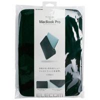 エレコム インナーバック/MacBook Pro 15インチ/ブラック BM-IBNPM15BK 1個 (直送品)