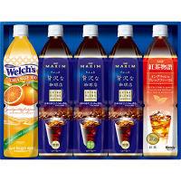 【お中元ギフト】AGFファミリー飲料ギフト (直送品)