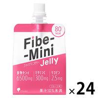 ファイブミニ ファイブミニゼリー 180g 1セット(24個) 大塚製薬 食物繊維