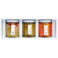 【産直ギフト】北海道野菜3種のピクルスセット(直送品)