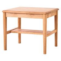 Yoshikei (吉桂) TERRACE(テラス) リビングテーブル 幅500×奥行450×高さ420mm 1台 (直送品)