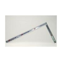 シンワ測定 曲尺巻金 シルバー 併用目盛 1尺/呼寸32cm 10511 1本 (取寄品)