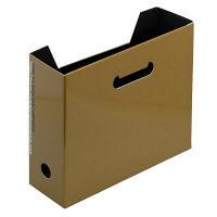 エトランジェ・ディ・コスタリカ A4ファイルボックス ゴールド SLD2-51-92 10枚(直送品)