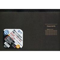 ナカバヤシ ロジカルシンクノート A4ヨコ 方眼5mm グレー罫線 RP-A402DN 10冊(直送品)