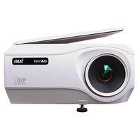 マイクロソリューション ドキュメントプロジェクター 3100lm XGA 6.1kg DLP方式 書画カメラ搭載 AD-2100X 1台  (直送品)