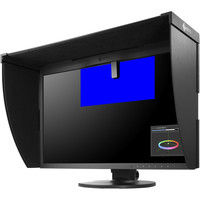 EIZO 60cm(23.8)型カラーマネージメント液晶モニター ColorEdge CG248ー4K ブラック CG248-4K 1台  (直送品)