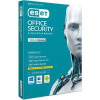 キヤノンITソリューションズ ESET オフィス セキュリティ 1PC+1モバイル CITS-ES10-009 1本  (直送品)