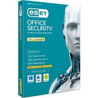 キヤノンITソリューションズ ESET オフィス セキュリティ 5PC+5モバイル CITS-ES10-010 1本  (直送品)