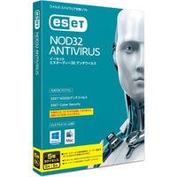 キヤノンITソリューションズ ESET NOD32アンチウイルス Windows/Mac対応 5年5ライセンス CITS-ND10-045 1本  (直送品)