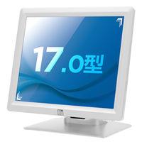 17.0型TFTタッチパネル USB、RS232Cコントローラ内蔵(コンボ) 超音波式 ホワイト ET1717L-8CWB-1-WH-G  (直送品)