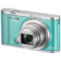 カシオ計算機 デジタルカメラ HIGH SPEED EXILIM EXーZR1800 ブルー EX-ZR1800BE 1台  (直送品)