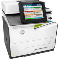 HP(ヒューレット・パッカード) HP PageWide Enterprise Color MFP 586z G1W41A#ABJ 1台  (直送品)