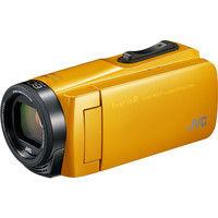 JVCケンウッド 32GBハイビジョンメモリームービー(マスタードイエロー) GZ-R470-Y 1台  (直送品)