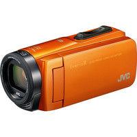 JVCケンウッド 64GBハイビジョンメモリームービー(サンライズオレンジ) GZ-RX670-D 1台  (直送品)