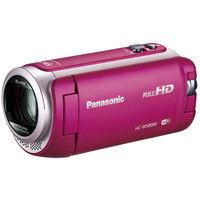 パナソニック デジタルハイビジョンビデオカメラ (ピンク) HC-W580M-P 1台  (直送品)