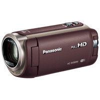 パナソニック デジタルハイビジョンビデオカメラ (ブラウン) HC-W580M-T 1台  (直送品)