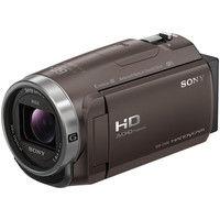 ソニー デジタルHDビデオカメラレコーダー Handycam CX680 ブロンズブラウン HDR-CX680/TI 1個  (直送品)