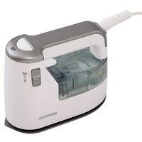 アイリスオーヤマ 衣類用スチーマー ホワイトシルバー IRS-01-WS 1個  (直送品)