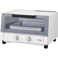 タイガー魔法瓶 オーブントースター <やきたて> ホワイト KAM-H130W 1台  (直送品)