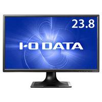 アイ・オー・データ機器 「5年保証」23.8型ワイド液晶ディスプレイ ブラック LCD-AD243EDSB 1台  (直送品)