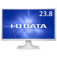 アイ・オー・データ機器 「5年保証」23.8型ワイド液晶ディスプレイ ホワイト LCD-AD243EDSW 1台  (直送品)