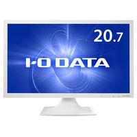 アイ・オー・データ機器 「5年保証」20.7型ワイド液晶ディスプレイ(スピーカー搭載モデル) ホワイト LCD-MF211ESW 1台  (直送品)