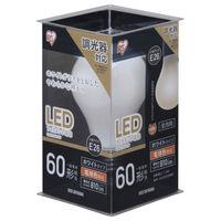 アイリスオーヤマ LEDフィラメント電球 E26 60形相当 電球色 調光乳白 LDA7L-G/D-FW 1個  (直送品)