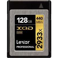 レキサー Professional 2933x XQD 2.0カード 128GB LXQD128CRBJP2933 1個  (直送品)