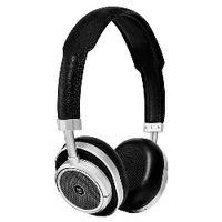 MASTER&DYNAMIC 密閉型Bluetoothヘッドホン MW50 SILVER/BLACK MW50S1-BLK 1台  (直送品)