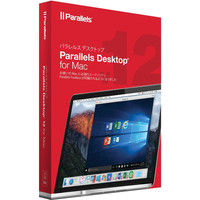 パラレルス Parallels Desktop 12 for Mac Retail Box JP (通常版) PDFM12L-BX1-JP 1本  (直送品)