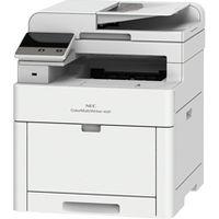 NEC A4カラーページプリンタ複合機 Color MultiWriter 400F PR-L400F 1台  (直送品)