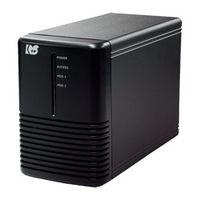 ラトックシステム USB3.0 RAIDケース (HDD2台用) ブラック RS-EC32-U3RX 1台  (直送品)