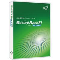アール・アイ Secure Back 4 PC Pack 25 SB4PP25 1本  (直送品)