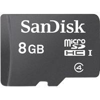 サンディスク スタンダード microSDHCカード 8GB SDSDQ-008G-J35U 1枚  (直送品)