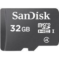 サンディスク スタンダード microSDHCカード 32GB SDSDQ-032G-J35U 1枚  (直送品)