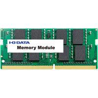 アイ・オー・データ機器 PC4ー17000(DDR4ー2133)対応ノートPC用メモリー 4GB SDZ2133-4G 1個  (直送品)