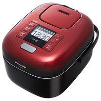 パナソニック 可変圧力IHジャー炊飯器 0.54L (豊穣ブラック) SR-JX056-K 1台  (直送品)