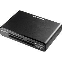 アイ・オー・データ機器 UHSーII対応 USB3.0接続マルチメモリカードリーダー・ライター US3-U2RW/B 1個  (直送品)