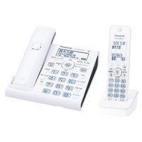 パナソニック コードレス電話機(子機1台付き)(ホワイト) VE-GDW54DL-W 1台  (直送品)