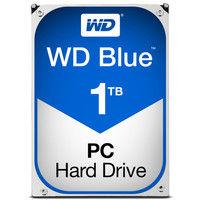 WD Blueシリーズ 3.5インチ内蔵HDD 1TB SATA3(6Gb/s) 5400rpm 64MB WD10EZRZ-RT  (直送品)