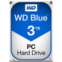 WD Blueシリーズ 3.5インチ内蔵HDD 3TB SATA3(6Gb/s) 5400rpm 64MB WD30EZRZ-RT  (直送品)