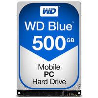 WD Blueシリーズ 2.5インチ内蔵HDD 500GB SATA 5400rpm 7mm厚 WD5000LPCX  (直送品)