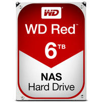 WD Redシリーズ 3.5インチ内蔵HDD 6TB SATA6.0Gb/s IntelliPower 64MB WD60EFRX  (直送品)