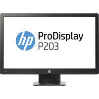 HP(ヒューレット・パッカード) HP ProDisplay 20インチワイドモニター P203 X7R53AA#ABJ 1台  (直送品)