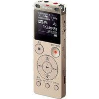 ソニー ステレオICレコーダー FMチューナー付 4GB ゴールド ICD-UX560F/N 1台  (直送品)