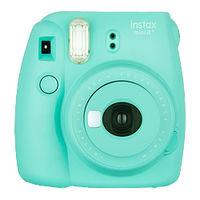 富士フイルム インスタントカメラ チェキ instax mini 8+(プラス) ミント INS MINI 8P MINT 1台  (直送品)