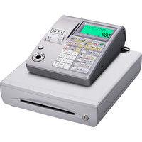 カシオ計算機 電子レジスター 10部門 (シルバー) TE-400-SRL 1台  (直送品)