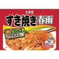 丸美屋 すき焼き春雨 袋 210g 1セット(3個)