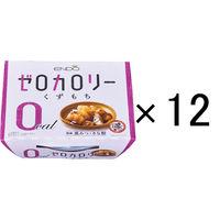 遠藤製餡 ゼロカロリーくずもち 108g 1セット(12個入)